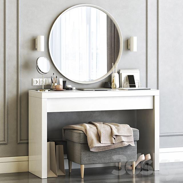 Models Dressing Table Ikea Malm