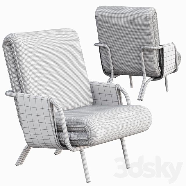AVE Miniforms Diplopia Armchair