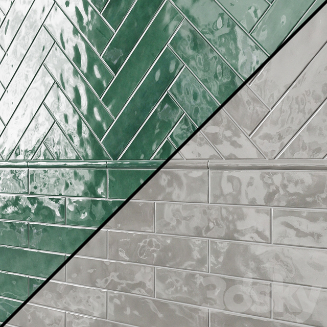 Lancaster Ceramic Tile 3x12