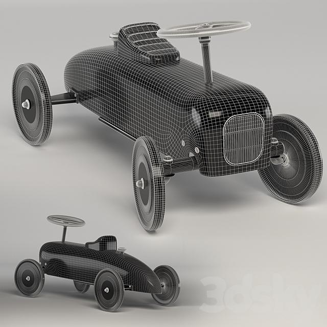 Vilac Ride On Classic Car