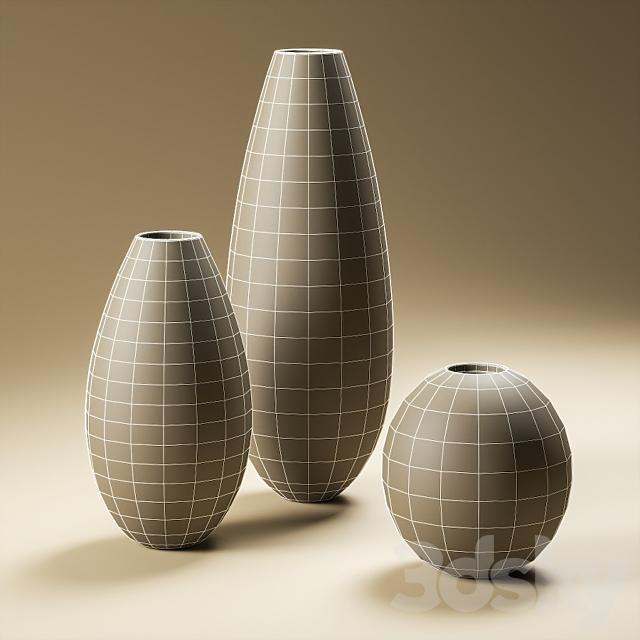 Vase Set 09