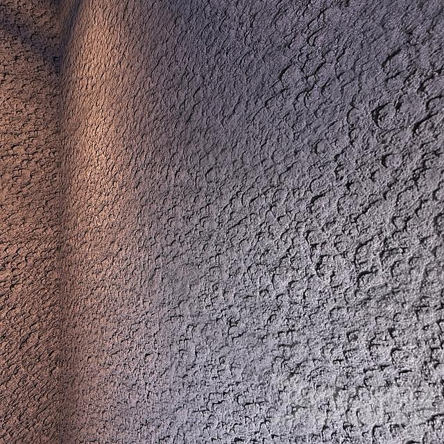 Decorative Plaster 421 - 8K Material