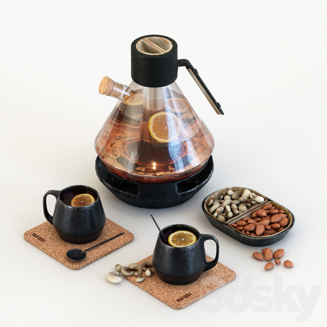 Tea Set # 4