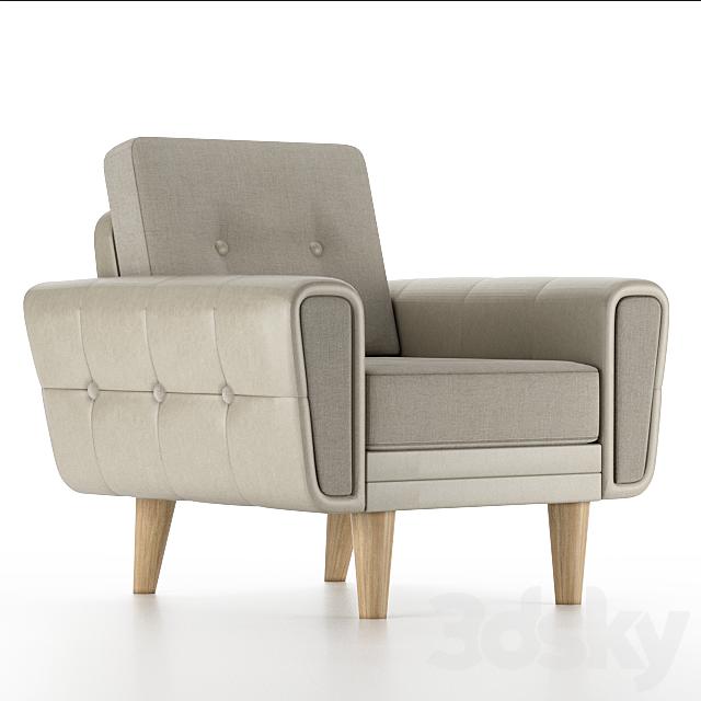 Harvey armchair