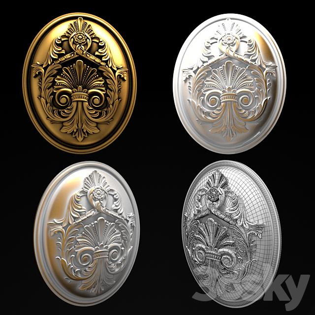 dekor oval