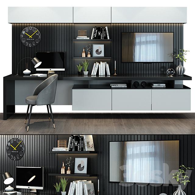 TV shelf 0108