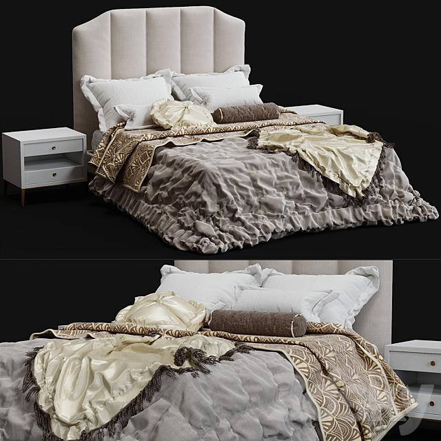 Bed Sabine Restoration Hardware