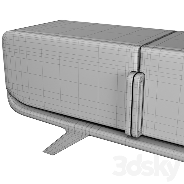 Hooklundstool polo sideboard