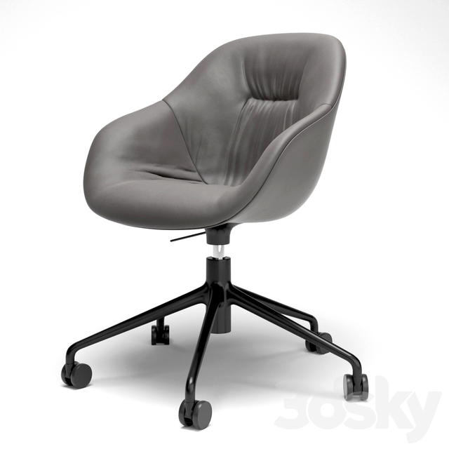 Chair HAY AAC-153 leather