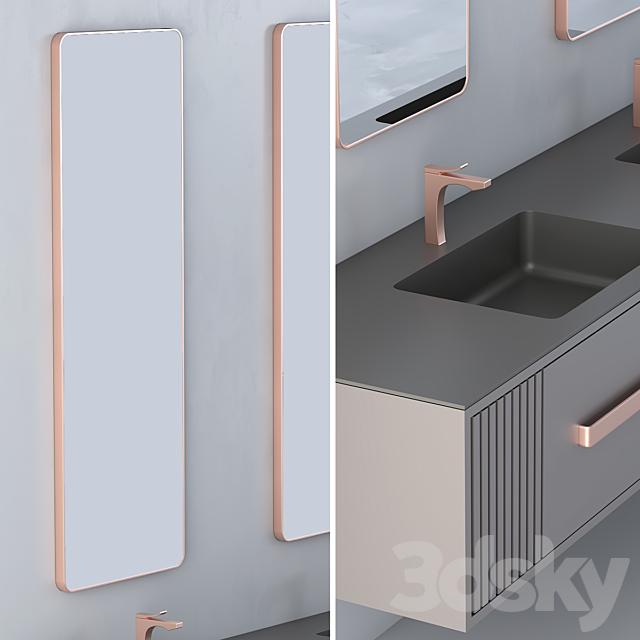 Modern Bathroom Cabinet | No. 049