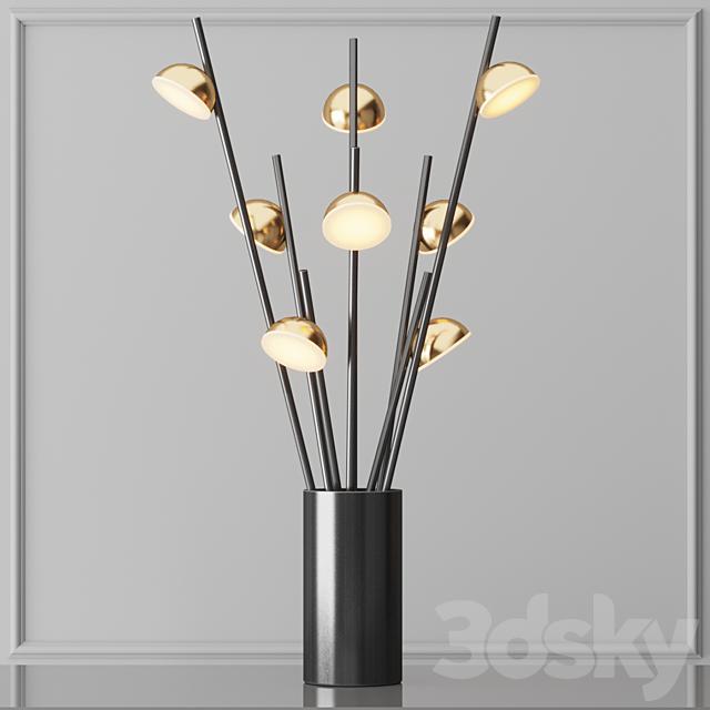 Table Lamp Bloom vertical