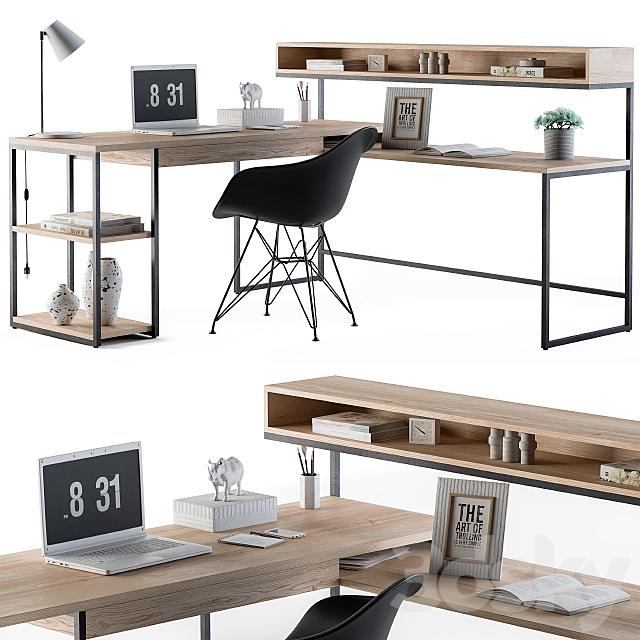 Home Office Loft Style-04