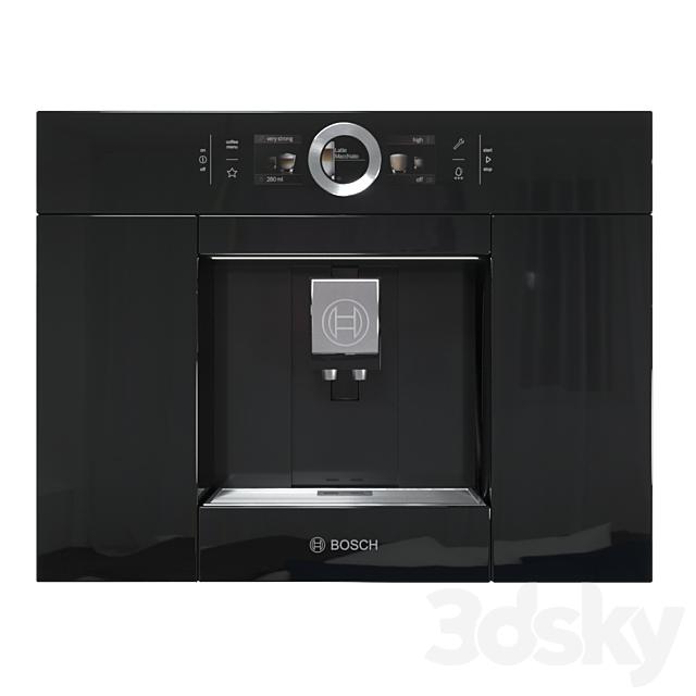 Coffee machine Bosch CTL636EB6