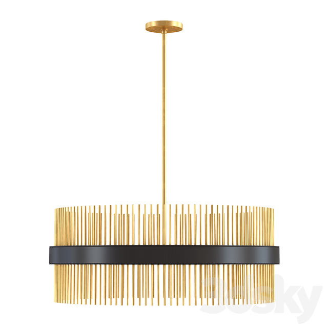 Moselle Chandelier Mitchell Gold and Bob Williams