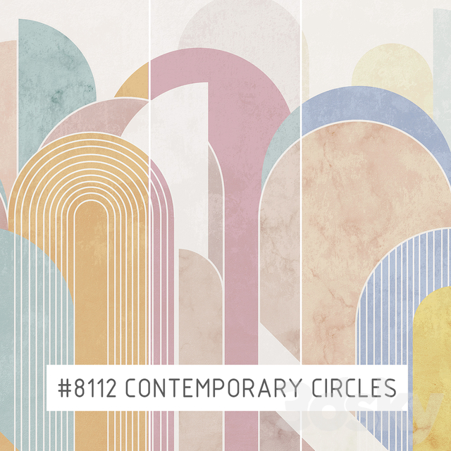 Creativille | Wallpapers | 8111 Contemporary arches