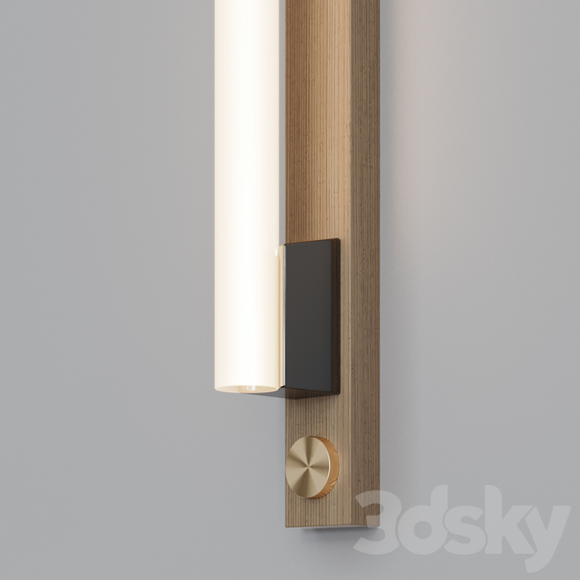 LINESTRA 110 OAK wall mounted lamp