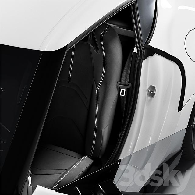 Toyota Supra GR 2020