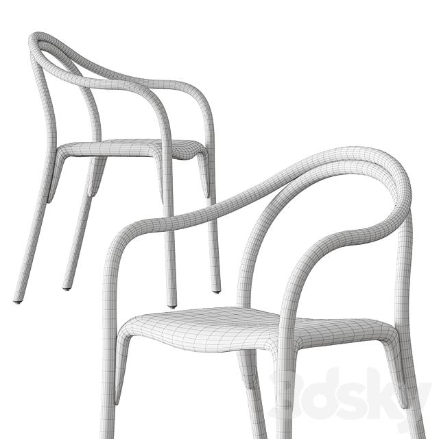 Pedrali soul armchair