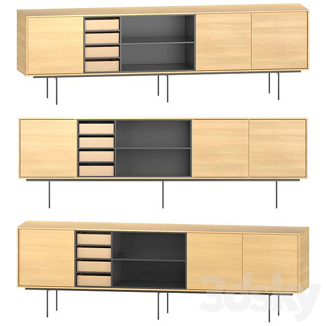 Aura treku sideboard