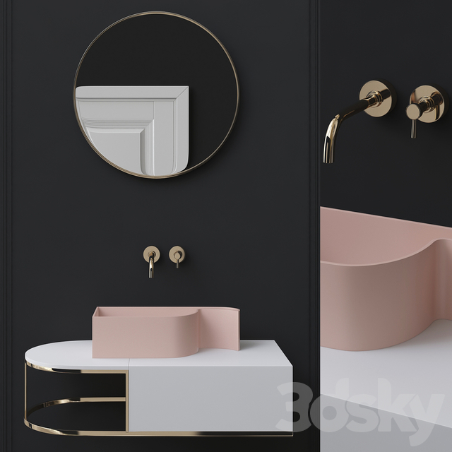 Washbasins Furniture No. 18