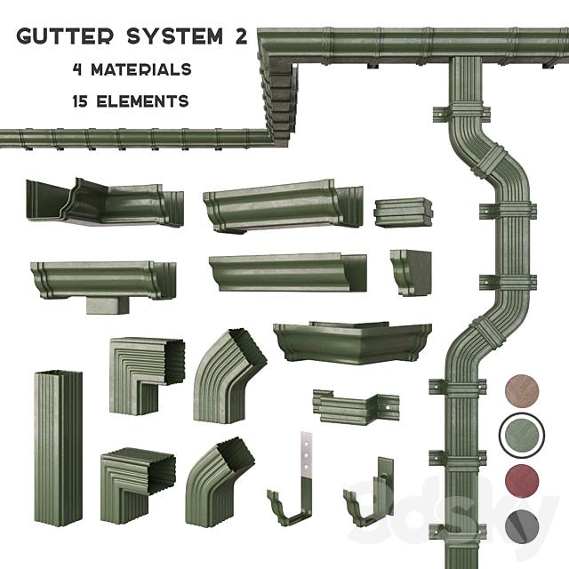 Gutter system 2