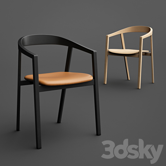RO Chair by Zilio A&C