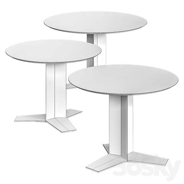 Capdell Tri-Star Coffee Tables