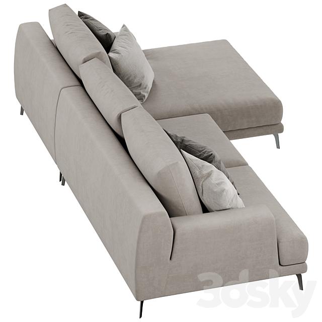 Sofa Ditre Italia Foster
