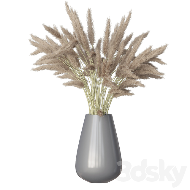 Bouquet of flowers in a vase 40