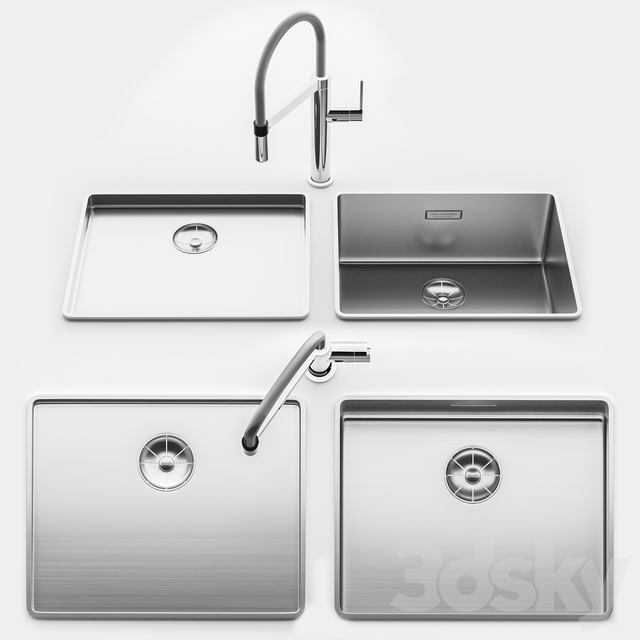 BLANCO - Sinks ATTIKA