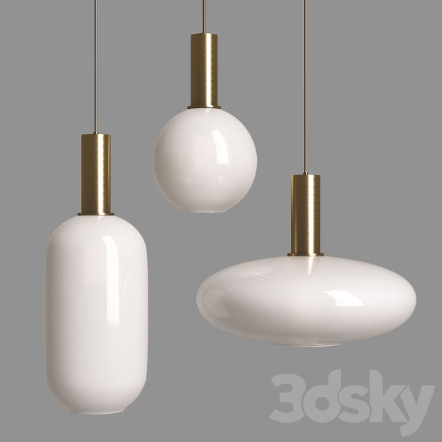Ferm Living Opal Shade