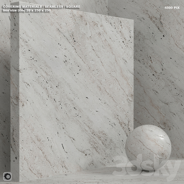 Material (seamless) - stone - set 142