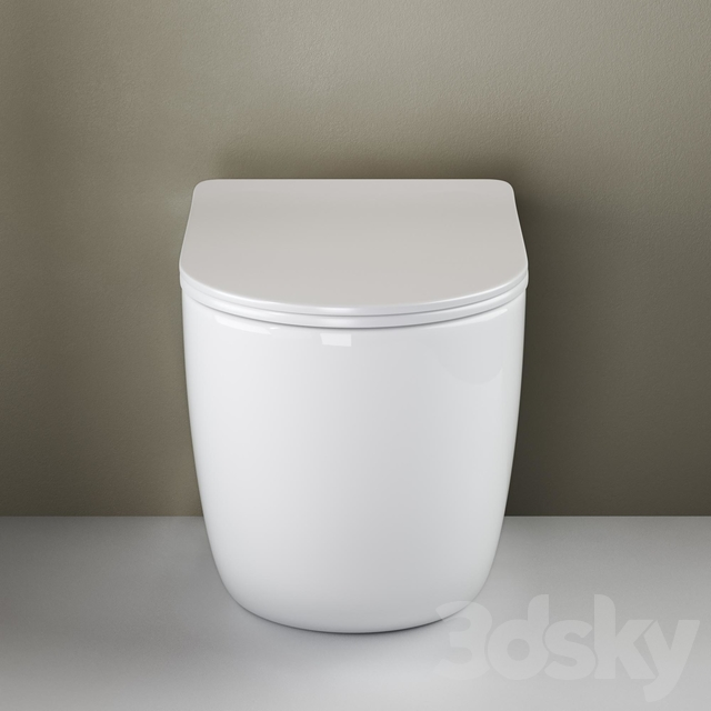 Ceramica Nova_ Mia CN1810 floor-mounted toilet