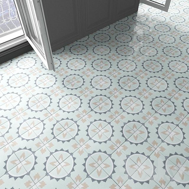 Marrakech Design tile - Traditional patterns & Solids_11