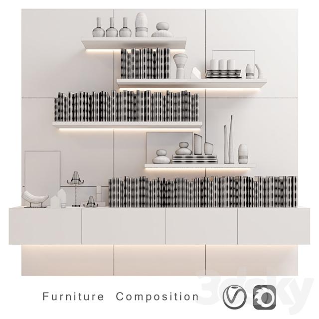 Furniture Composition   eleven