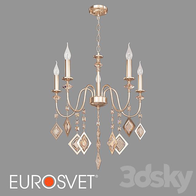 OM Classic pendant chandelier Eurosvet 10110/5 Telao