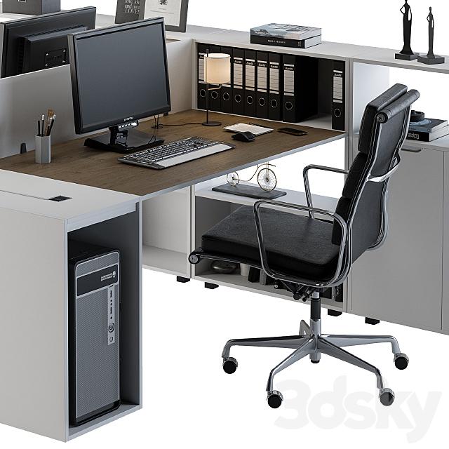 Office set White Formal