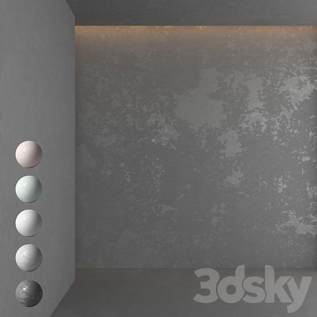 Decorative plaster 8