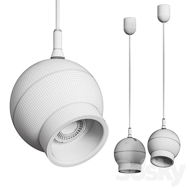 Ogle Pendant Lamp by Atelje Lytkan