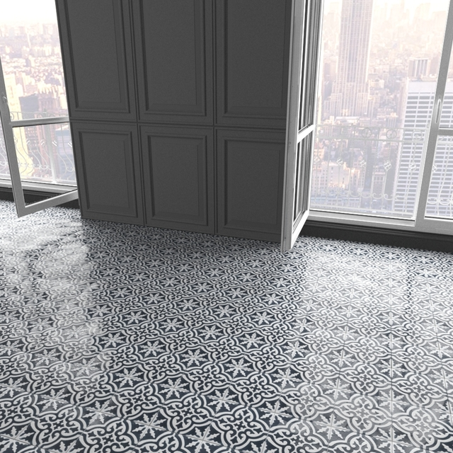 Marrakech Design tile - Traditional patterns & Solids_18