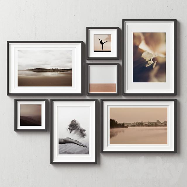 Picture Frames Set -139