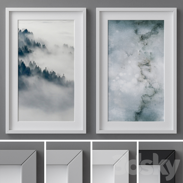 Photo Frames Set 01