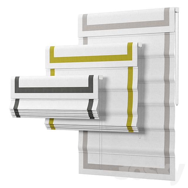 Roman Curtains 06 | Karuilu Home | Providence