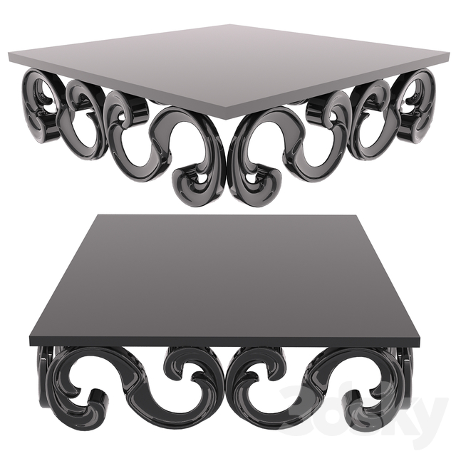 christopher guy the acanthus middle table