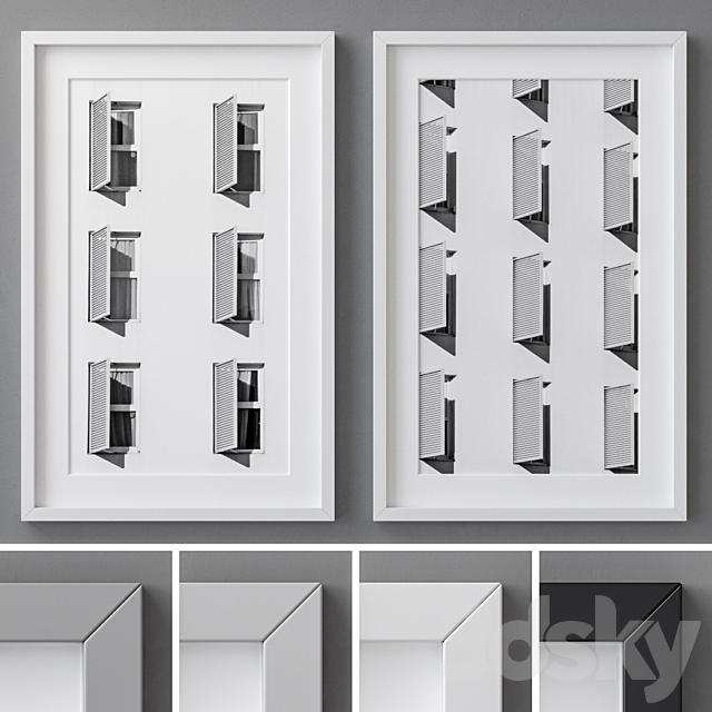 Photo Frames Set 18