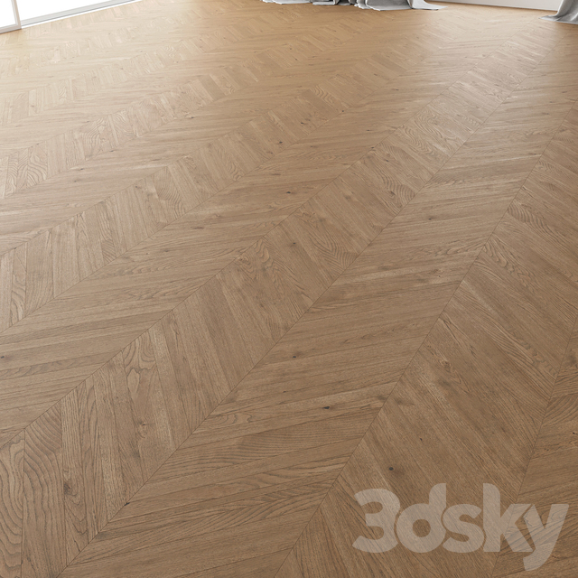Parquet Oak (Estate NEW Sanded) set 1