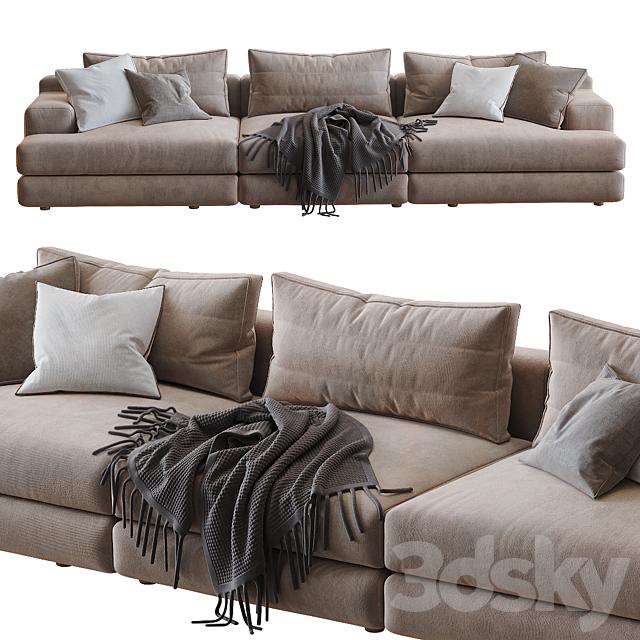 Cassina sofa miloe