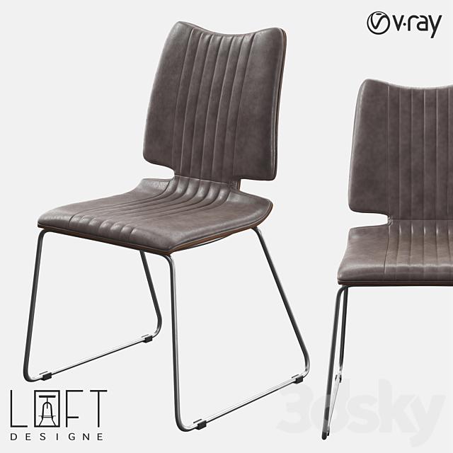 Chair LoftDesigne 2681 model