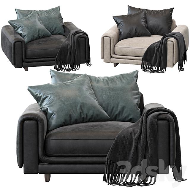 NATIV armchair from Roche Bobois