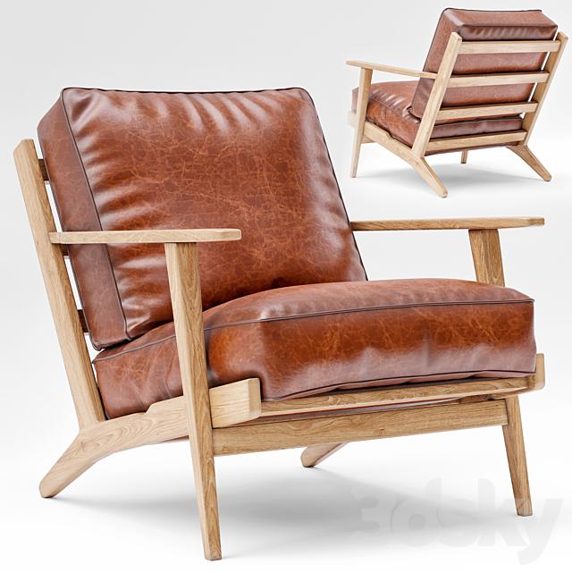 baxter lounge chair